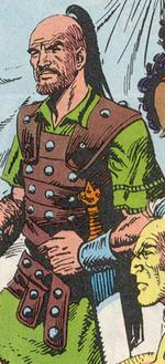 Drago (Earth-616) from Conan the Barbarian Vol 1 275 001