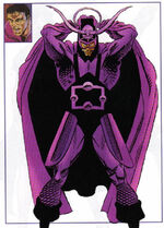 Dredmund Cromwell (Earth-616) from Official Handbook of the Marvel Universe Mystic Arcana The Book of Marvel Magic Vol 1 1 0001