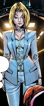 Emma Frost (Earth-18119) from Amazing Spider-Man Renew Your Vows Vol 2 7 001