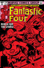 Fantastic Four Vol 1 220