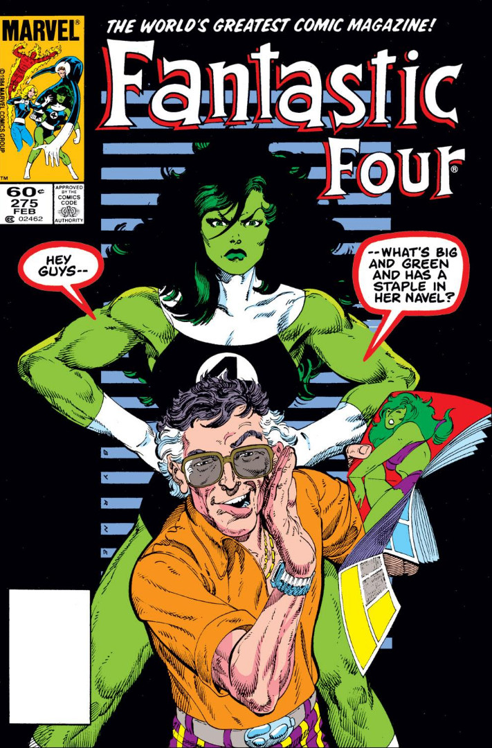 Fantastic Four Vol 1 275