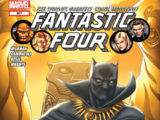 Fantastic Four Vol 1 607