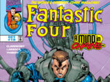 Fantastic Four Vol 3 10