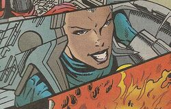 Four (Eugenix) (Earth-616) from New Warriors Vol 1 63 001