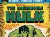 Pocket Book Series: Incredible Hulk Vol 1 1