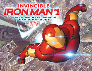 Invincible Iron Man Vol 3 promo 001