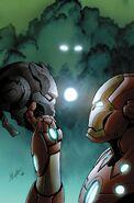 Iron Man 2.0 Vol 1 3 Textless