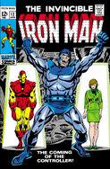 Iron Man Vol 1 12