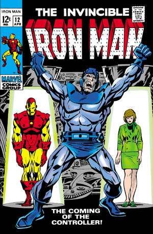 Iron Man Vol 1 12