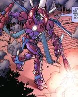 Jake Slayton (Earth-616) from Civil War X-Men Vol 1 2 0001