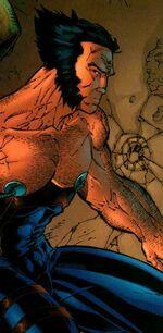 James Howlett (Earth-TRN745) from WildC.A.T.s X-Men Vol 1 The Dark Age 001