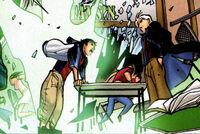 Julian Keller (Earth-616) from X-Men Divided We Stand Vol 1 1 0001