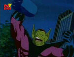 Kl'rt (Earth-534834) from Fantastic Four (1994 animated series) Season 2 11 001