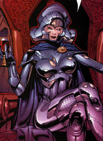 Lilandra Neramani (Earth-41001) from X-Men The End Vol 2 3 0001