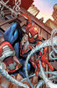 Marvel's Spider-Man City at War Vol 1 1 Sandoval Variant Textless