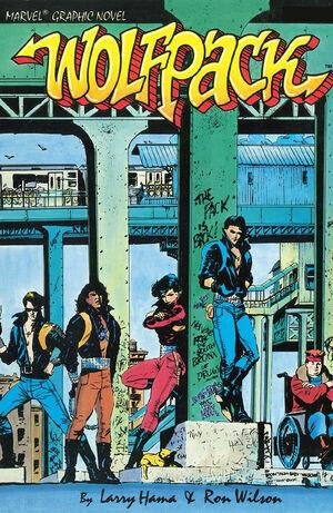Marvel Graphic Novel Vol 1 31