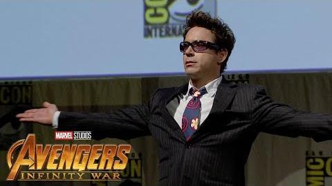 Marvel Studios' Avengers Infinity War 10-Year Legacy Featurette