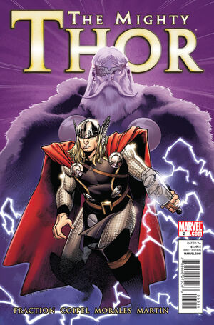 Mighty Thor Vol 2 2