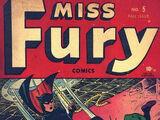 Miss Fury Vol 1 5