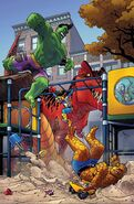 Moon Girl and Devil Dinosaur Vol 1 14 Textless