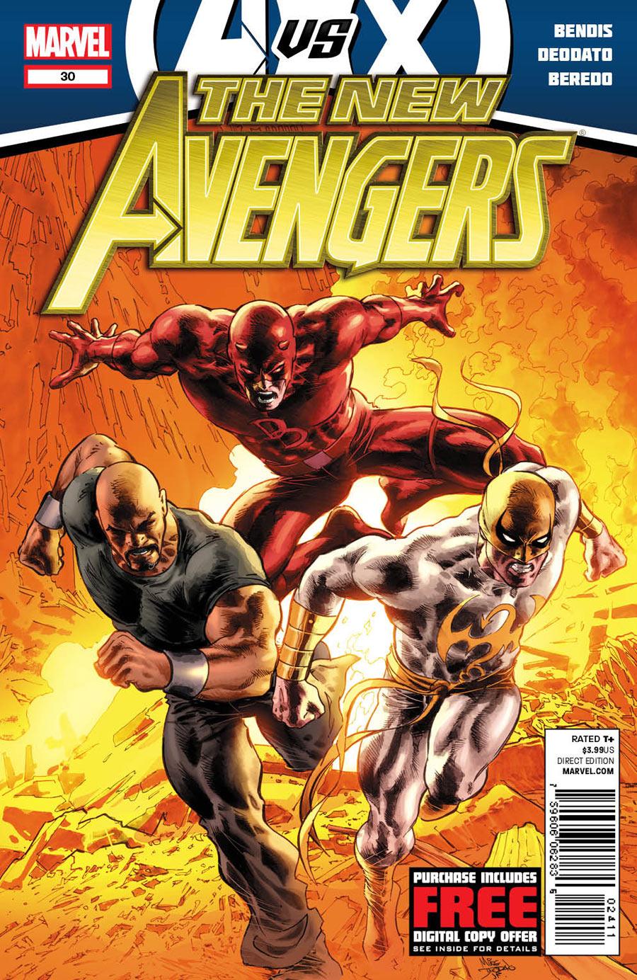New Avengers Vol 2 30