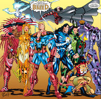 New Breed (Earth-616) New Eternals Apocalypse Now Vol 1 1