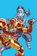New Mangaverse The Rings of Fate Vol 1 5 Textless