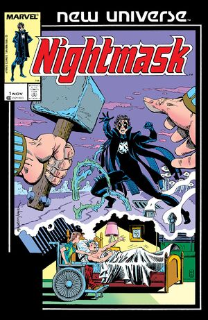 Nightmask Vol 1 1