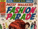 Patsy Walker's Fashion Parade Vol 1 1