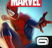 Peter Parker (Earth-TRN461) from Spider-Man Unlimited (video game) 064