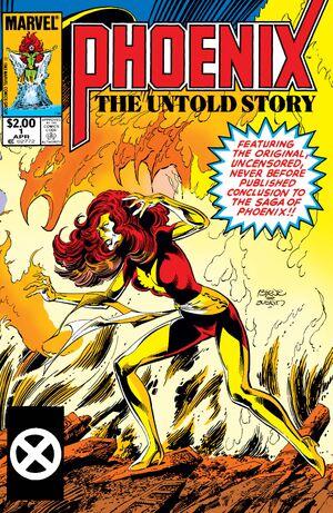 Phoenix The Untold Story Vol 1 1