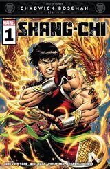 Shang-Chi Vol 1 1