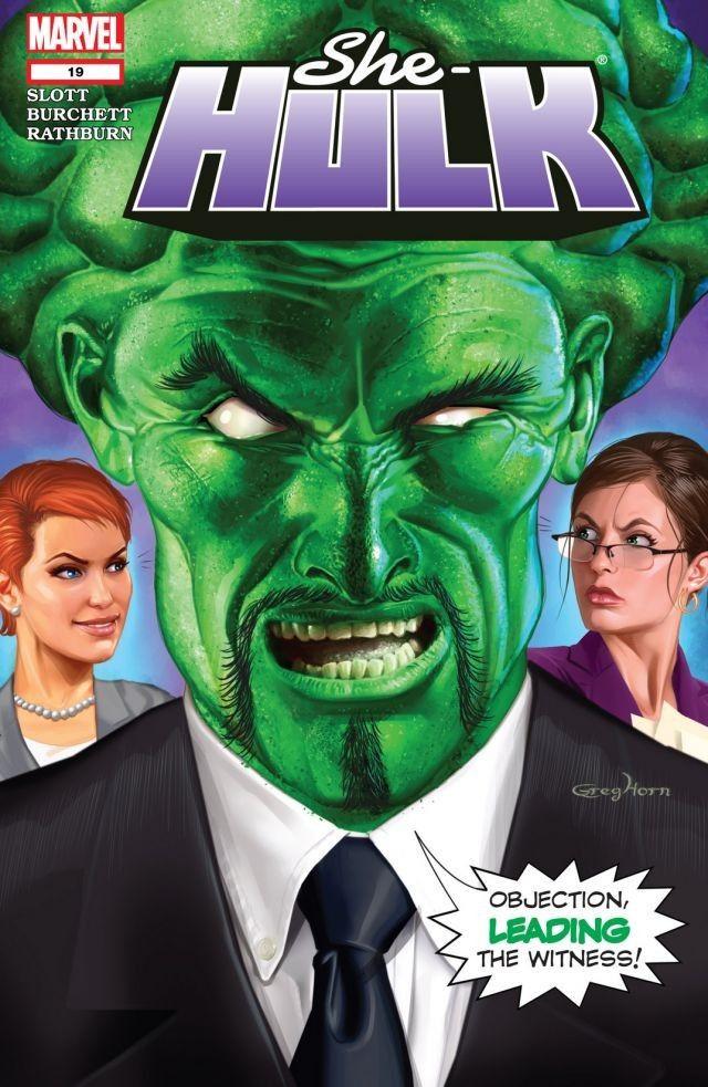 She-Hulk Vol 2 19