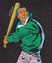 Slugger (Earth-616) from Marvel Fanfare Vol 1 1 001