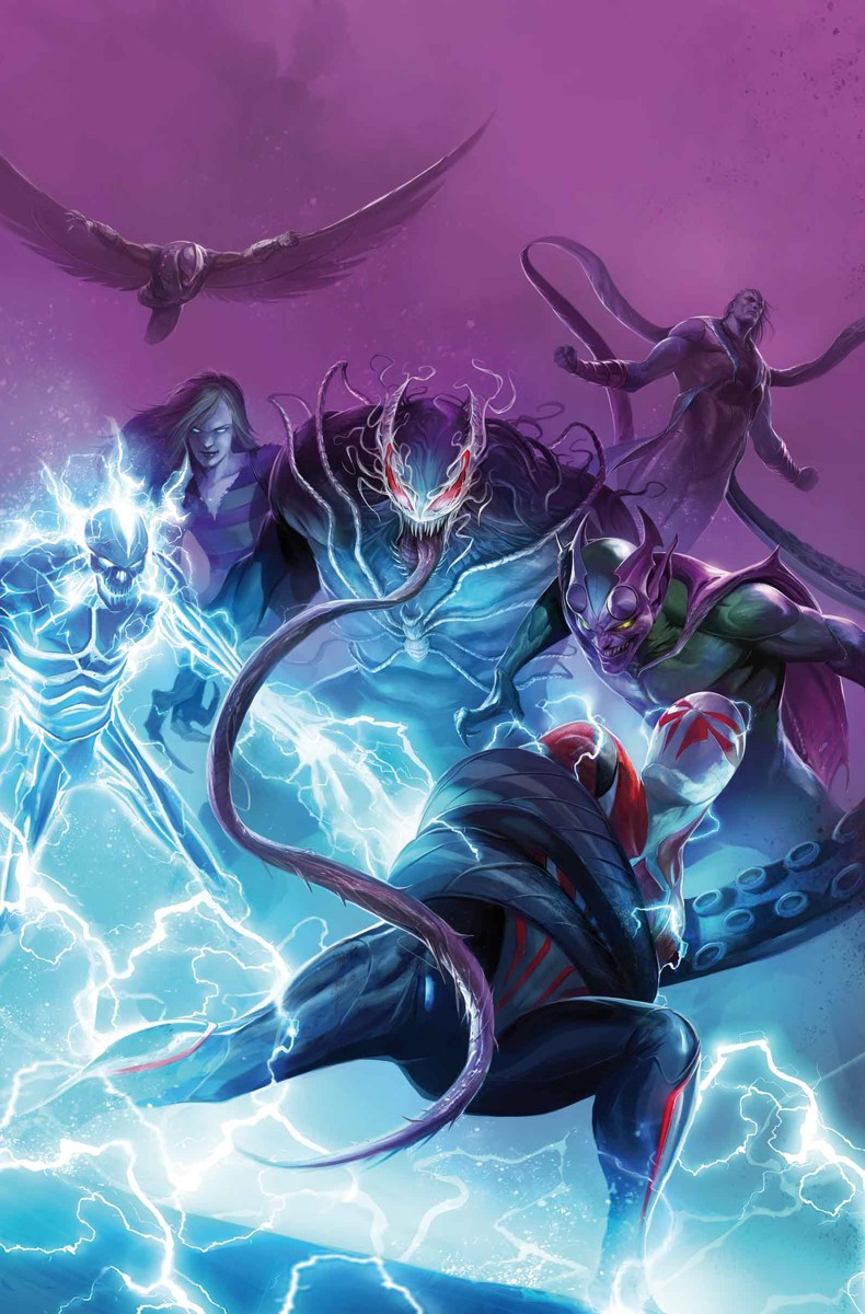Sinister Six Earth Trn590 Marvel Database Fandom
