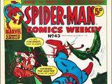 Spider-Man Comics Weekly Vol 1 43