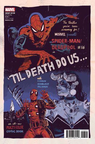 File:Spider-Man Deadpool Vol 1 16 Poster Variant.jpg