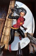 Spider-Woman Vol 5 5 Oum Variant Textless