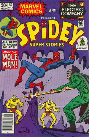 Spidey Super Stories Vol 1 52