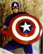 Steven Rogers (Earth-697064) from Captain America (1990 film) 001
