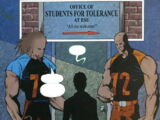 Students for Tolerance (Earth-616)/Gallery