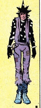 Tar Baby (Earth-616) from Official Handbook of the Marvel Universe Vol 2 9