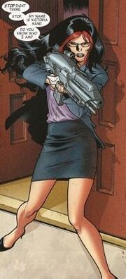 Victoria Hand (Earth-616) from New Avengers Vol 2 1 0001