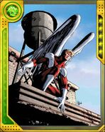 Warren Worthington III (Earth-616) from Marvel War of Heroes 003