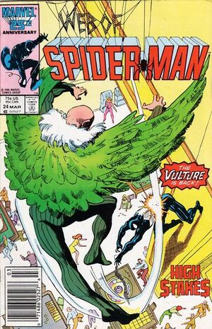 Web of Spider-Man Vol 1 24