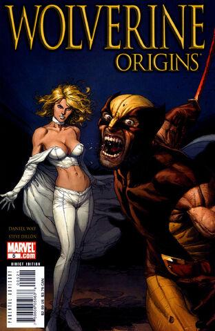File:Wolverine Origins 5 Variant.jpg