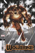 Wolverine Vol 7 3 Second Printing Variant