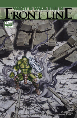World War Hulk Front Line Vol 1 3