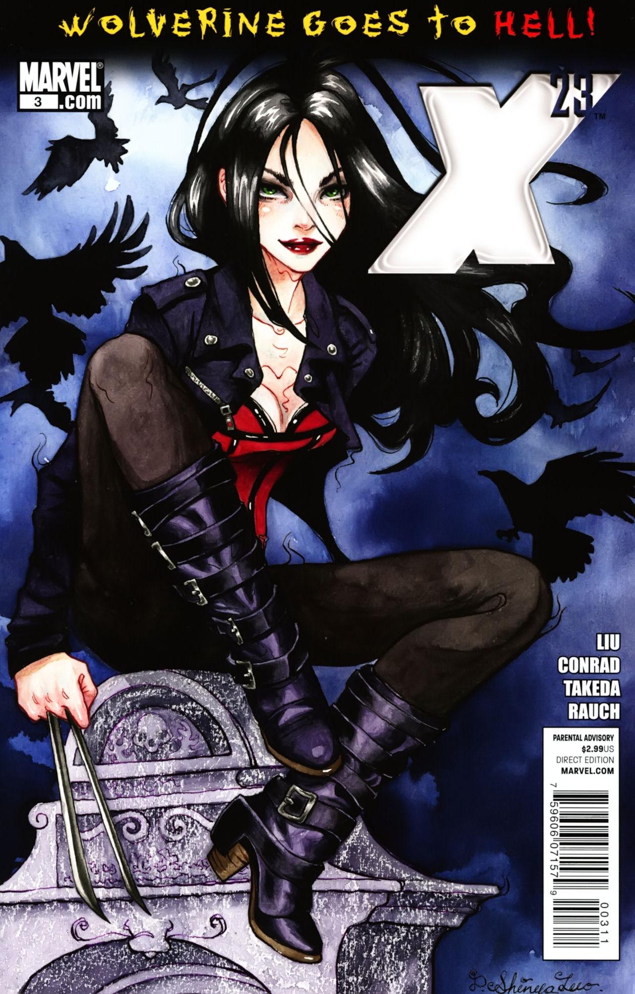 X-23 Vol 3 3 | Marvel Database | FANDOM powered by Wikia X 23 Marvel
