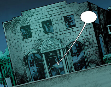 X-Factor Investigations Headquarters from X-Factor Vol 1 200 001